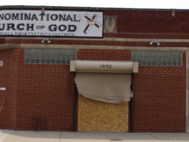 Undenominational Church of God
