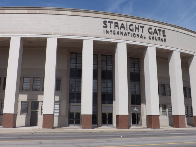 Straight Gate International Church