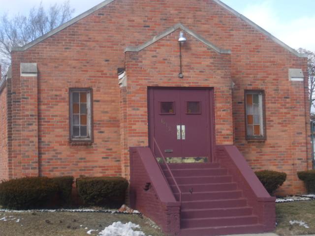 Gregg Memorial African Methodist Episcopal Church