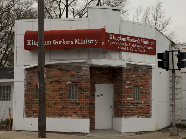 Kingdom Worker's Ministry