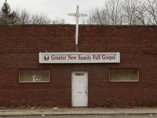 Greater New Family Full Gospel